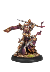 Menoth Warcaster Flame of Sorrow Thyra